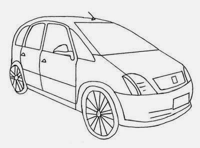 Desenhos para colorir Carros da Hot Wheels