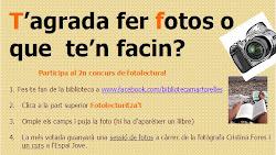II CONCURS FOTOLECTURITZA'T