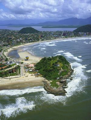 Fotos e imagens das Praias do Paraná