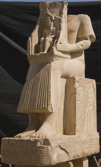 Découvertes en Haute Egypte