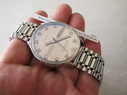 MIDO COMMANDER DATE TO DAY CHRONOMETER - AUTOMATIC
