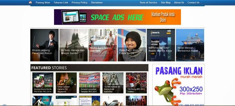 10 Situs Penyedia Template Blogspot Gratis