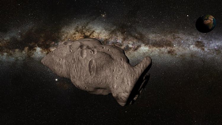 Encuentran evidencia de un colosal choque de asteroide contra la tierra.