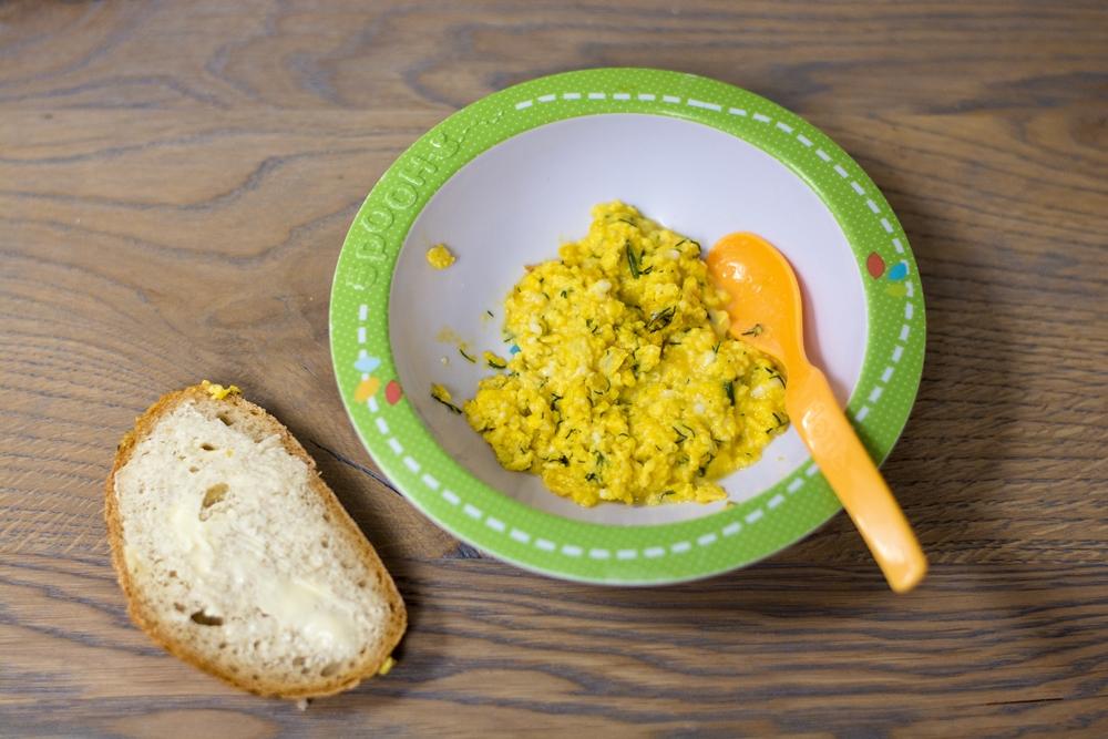 śniadanie dla 11 miesięcznego dziecka