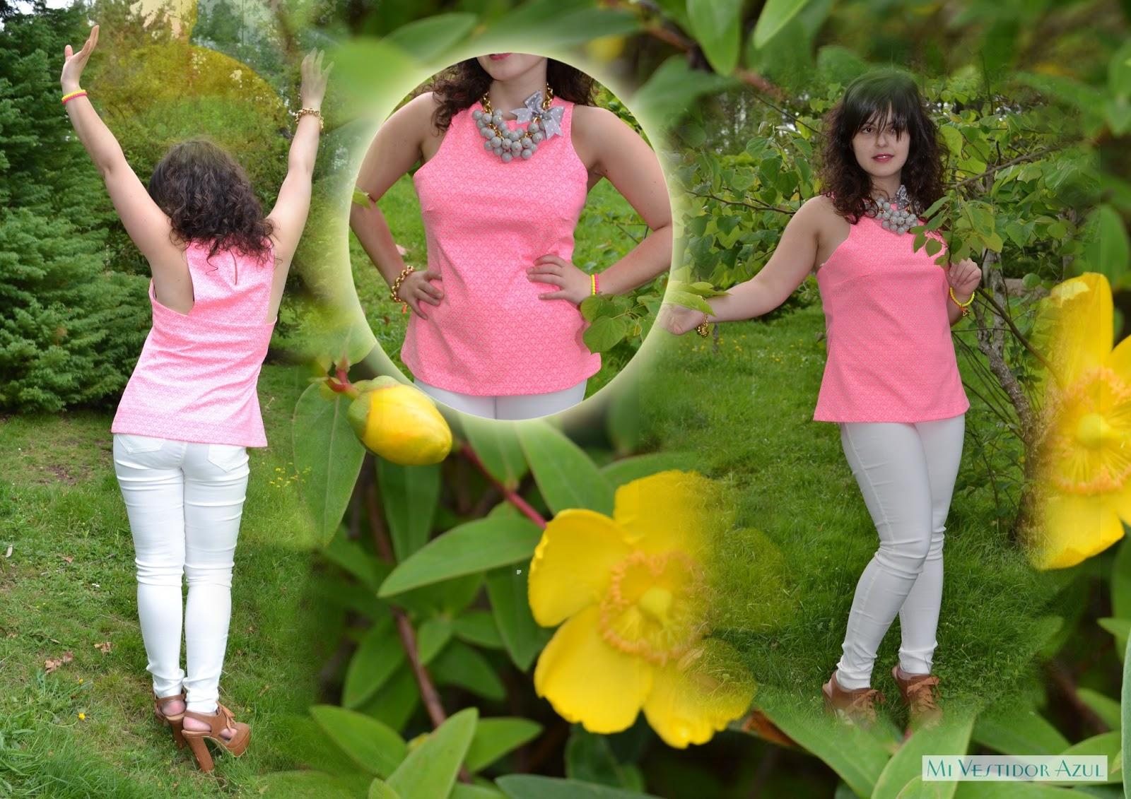 Camiseta fluor!! | Lovely Sisters