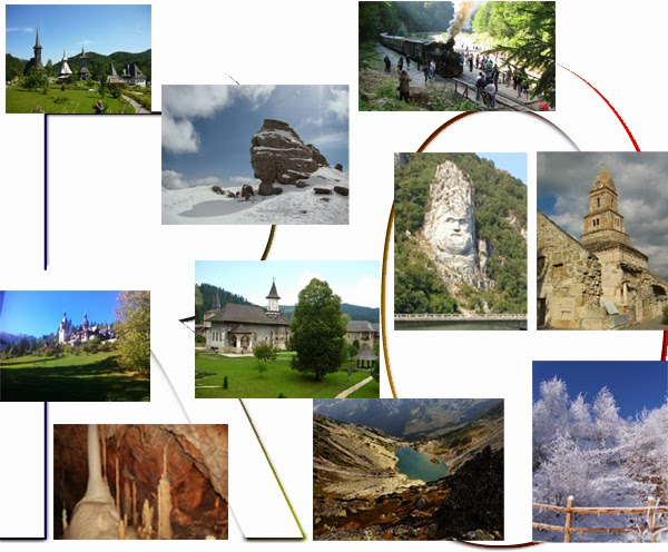 Locatii din Romania pe TripAdvisor