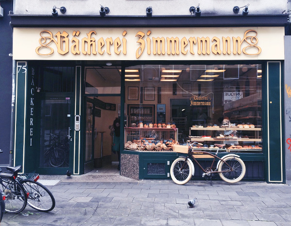 Bäckerei Zimmermann Cologne