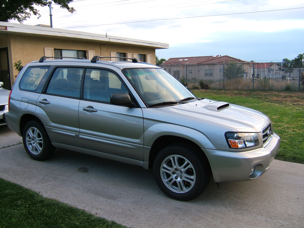 Sexy Moto Subaru Forester