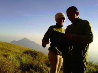 Kop-kopan Gunung Arjuno-Welirang