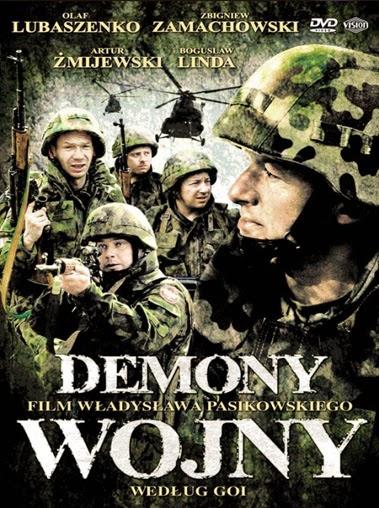 Demony wojny wg Goi - 1998