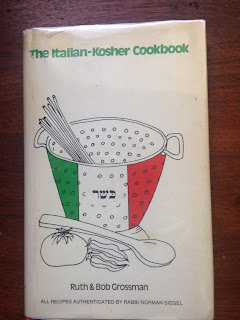 cover of The Italian-Kosher Kitchen