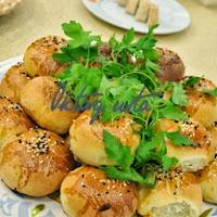 Etli Mini Börekler Tarifi Mini Börek Tarifleri