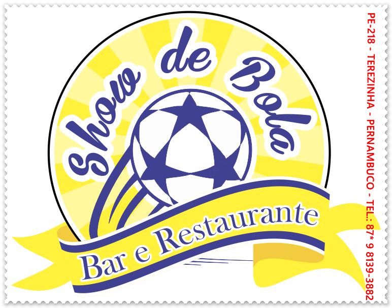RESTAURANTE SHOW DE BOLA