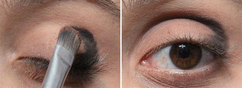 3 Tutorial de Maquiagem: sombra preta para o dia!
