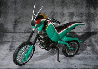 Bandai SH Figurarts Kamen Rider Black Battle Hopper Bike