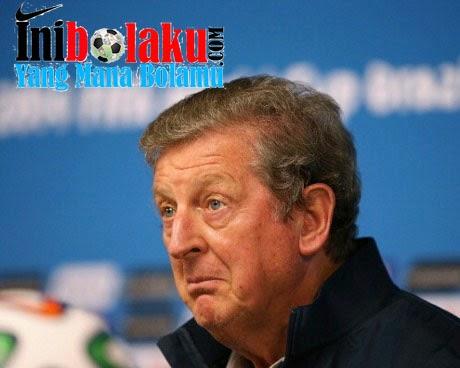 Hodgson Yakin Inggris Akan Mengalahkan Uruguay