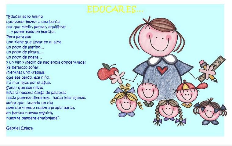 Poemas Para Escuelas