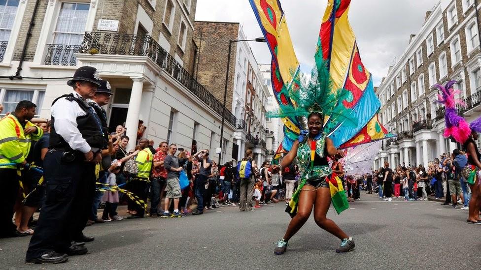 Carnaval de Notting Hill. Los mejores Carnavales del mundo