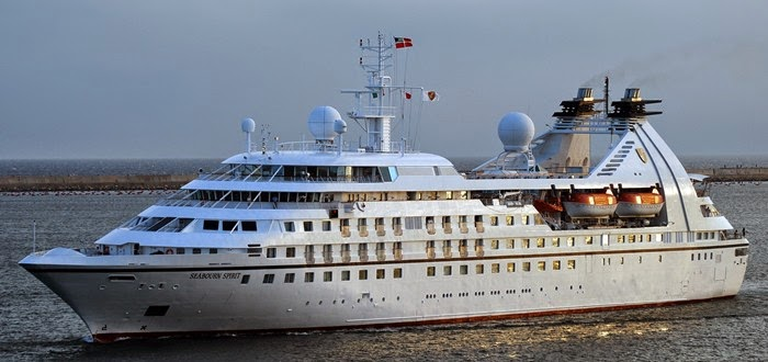 Windstar Cruises' Wind Star Breeze Inaugural Cruise - Part I