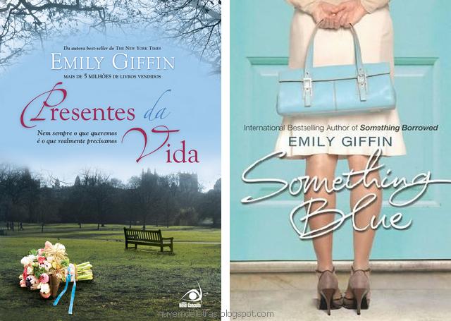Capa x Capa: Presentes da Vida, Emily Giffin