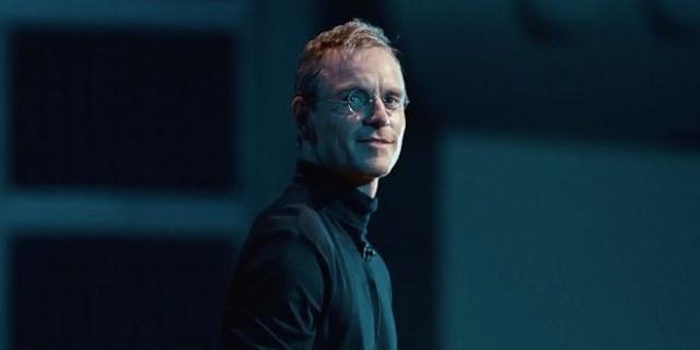 """Steve Jobs"" de Aaron Sorkin e os fracassos de bilheteria"