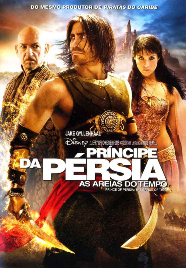 Príncipe da Pérsia: As Areias do Tempo Torrent - Blu-ray Rip 720p e 1080p Dual Áudio (2010)