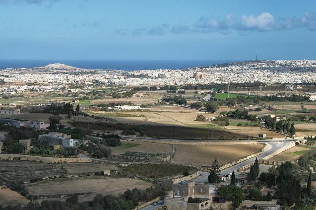 Lone Male On Tour In Malta