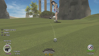 hot shots golf world invitational ps3 screen 2 Hot Shots Golf: World Invitational (PS3)   Logo, Screenshots, Trailer, & Press Release With Release Date