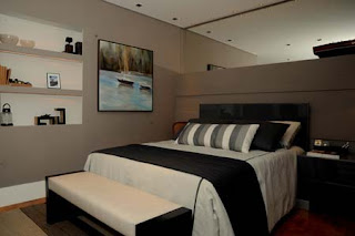 king size bed decor bedroom