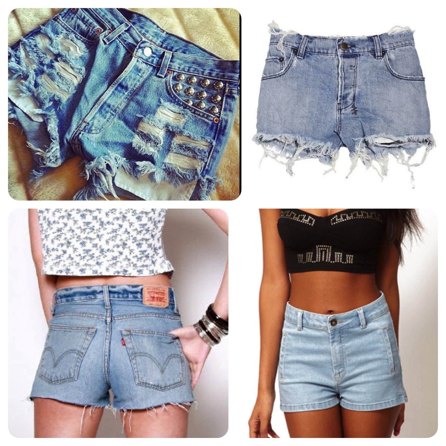 I Like Short Shorts For Summer