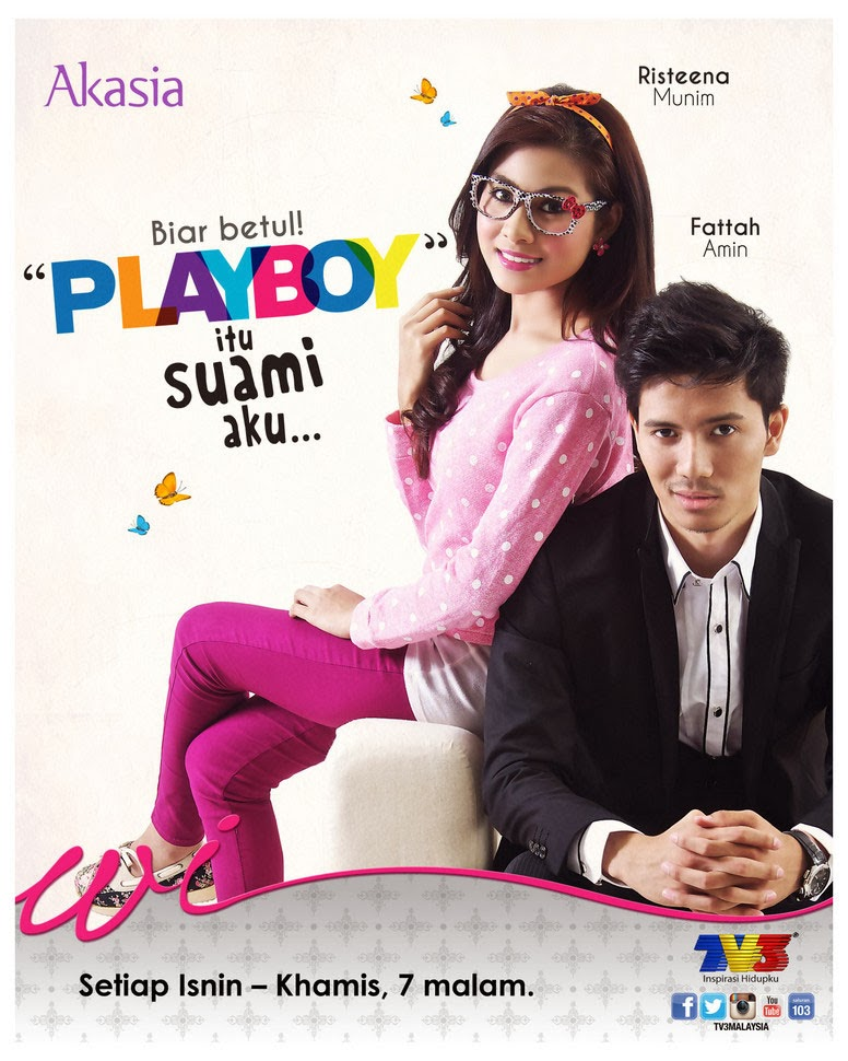 DRAMA MANIA PLAYBOY ITU SUAMI AKU EPISODE 1 DOWNLOAD AVAILABLE