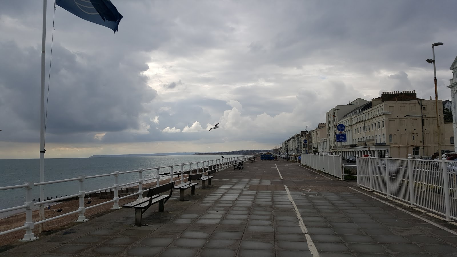 St Leonard's seafront