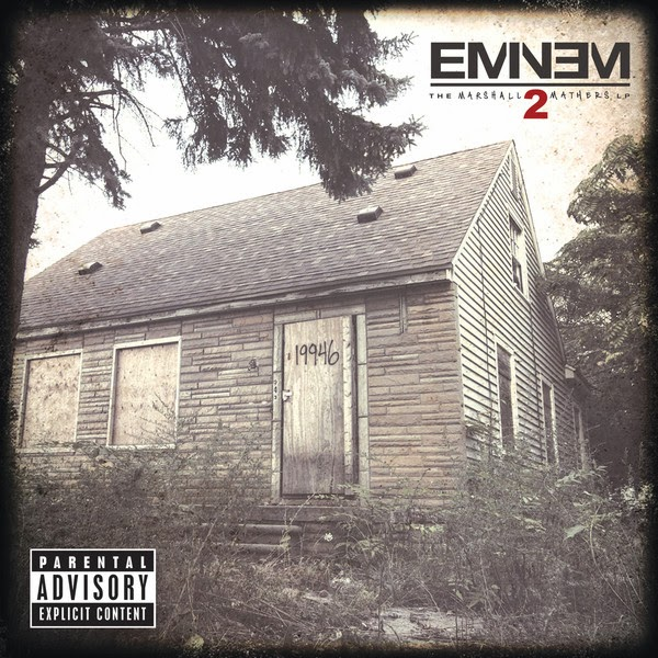 Eminem-The Marshall Mathers LP2