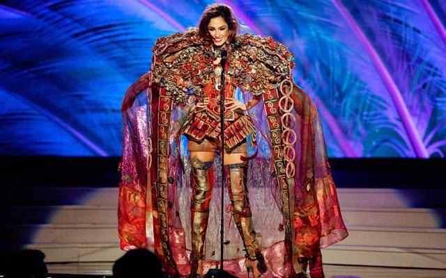 miss irlanda traje tipico ridiculo universo 2015 2016