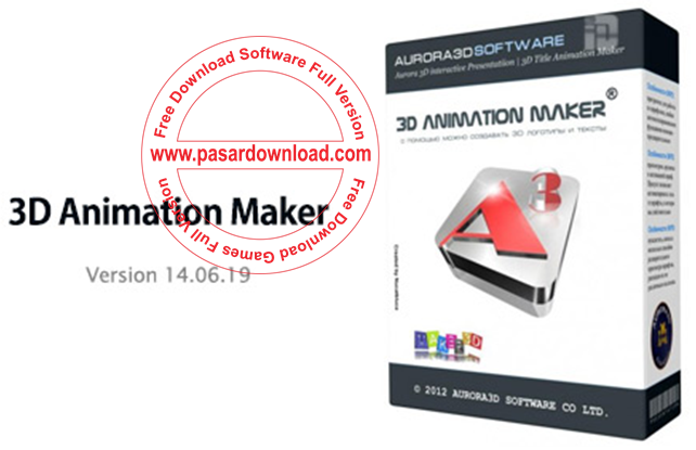 Download Aurora 3D Animation Maker v14.06.19 Full Keygen