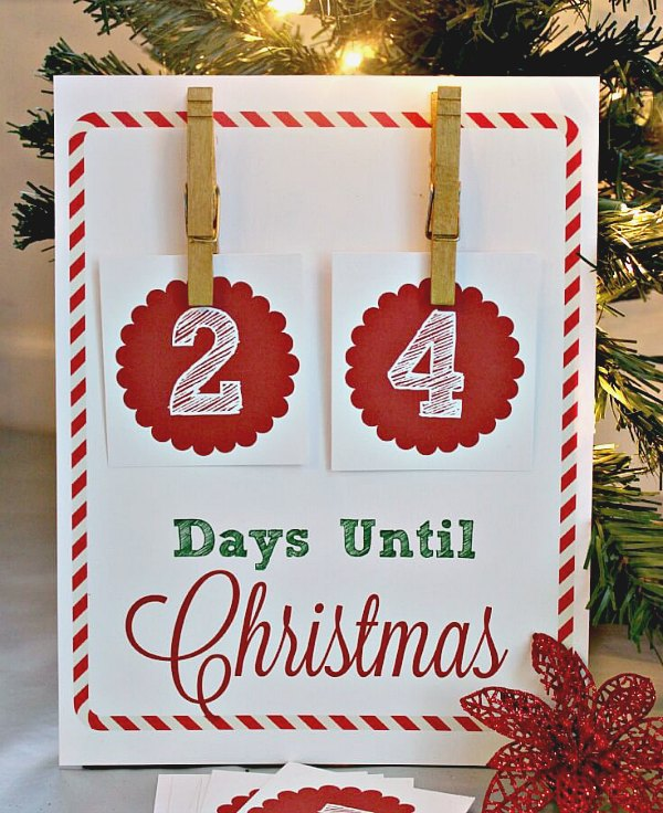 How Many Days Until Christmas: Free Christmas Countdown ...