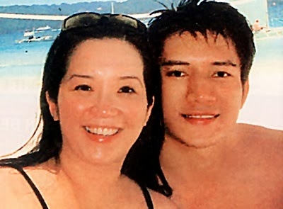 Kris Aquino and James Yap then a happy couple