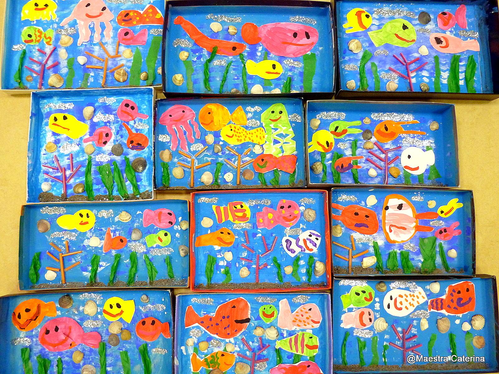 Maestra caterina ricordi delle vacanze for Idee per l accoglienza nella scuola dell infanzia