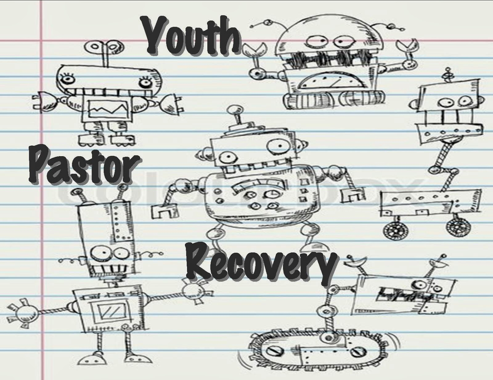 Youth Pastors Need Recovery too
