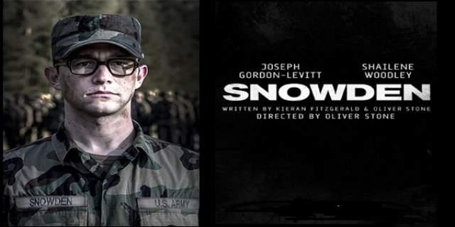 Snowden: Η ζοφερή πραγματικότητά μας