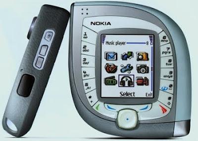 Najružniji mobilni telefoni ikada Nokia-7600