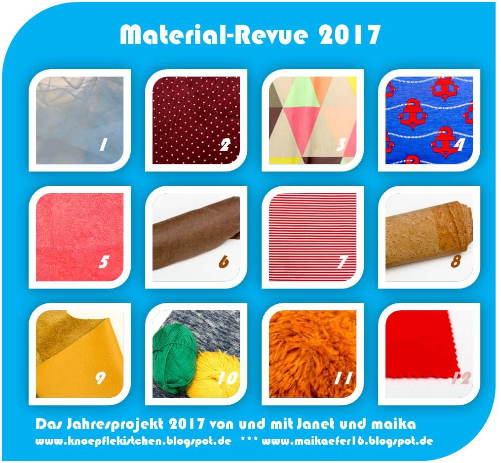Materialrevue 2017