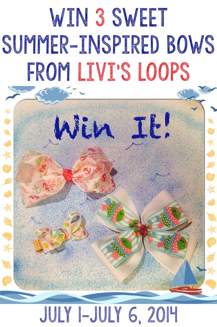 Livi's Loops Giveaway