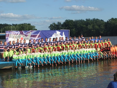 Backwater Gamblers Water Ski Show Team