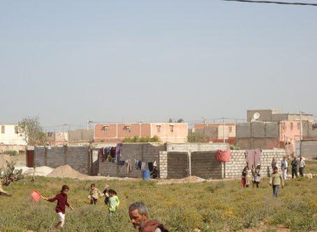 هل من السهل محاصرة البناء العشوائي في منطقة كأيت عميرة؟؟