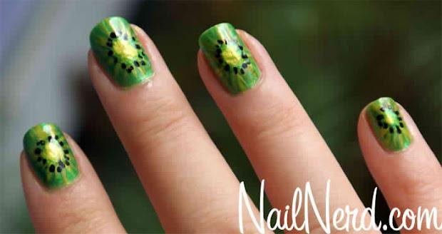 big bad wolf kiwi fruit nail