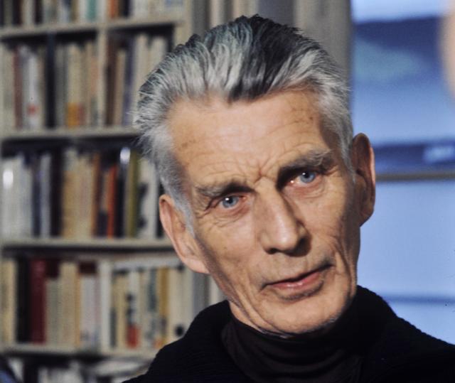 Lo zero, di Beckett: