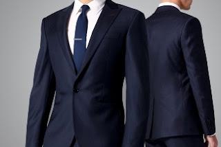 Gaya Berpakaian Pria Dalam Suasana Formal
