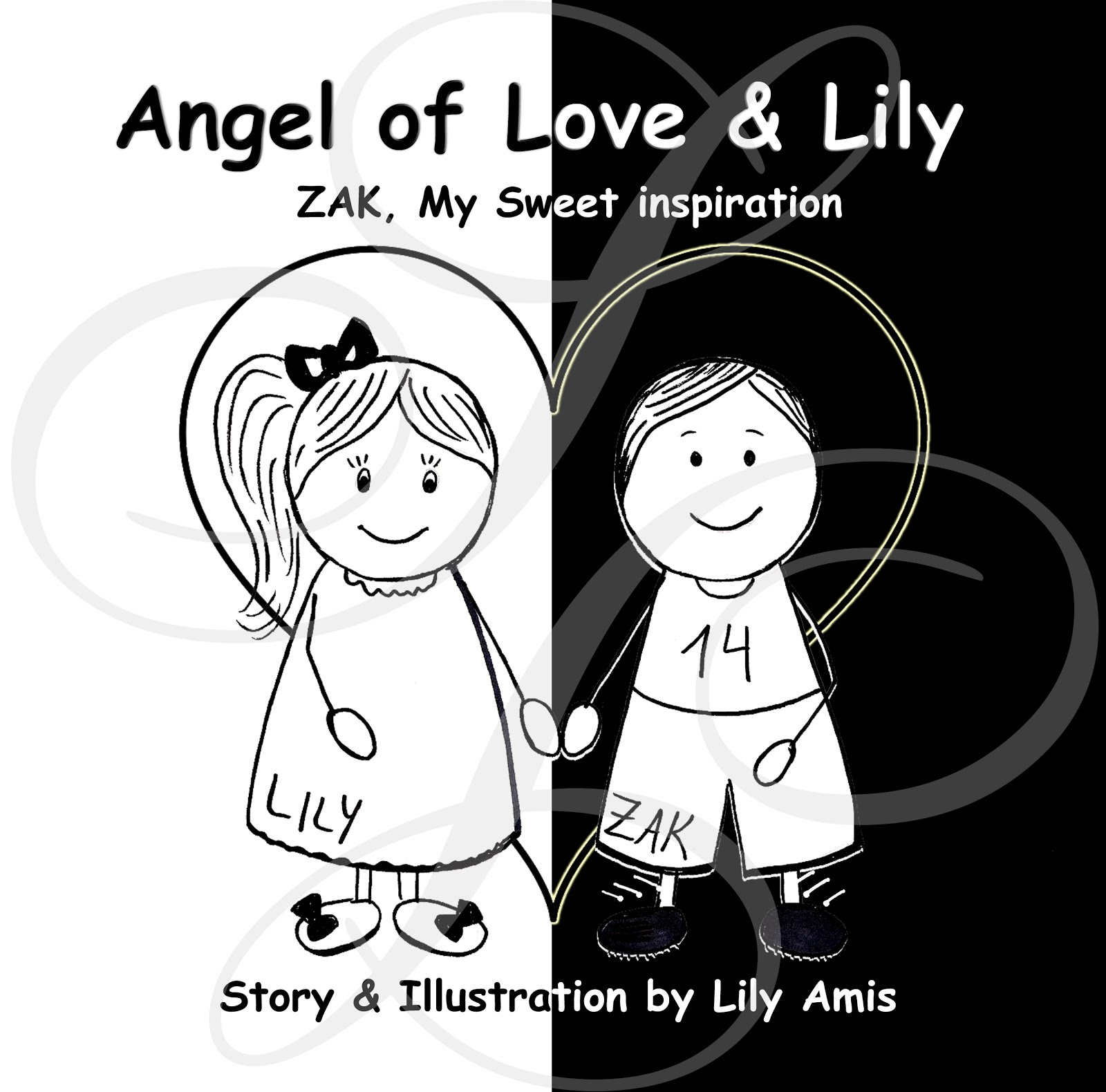 Angel of Love & Lily (Romance)