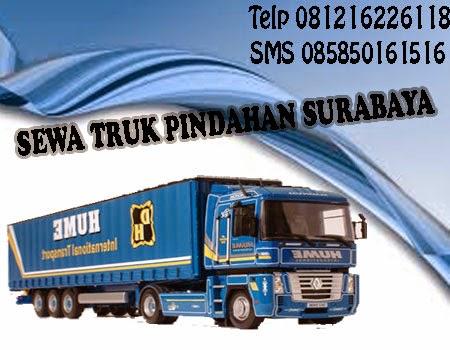 sewa truk pindahan surabaya